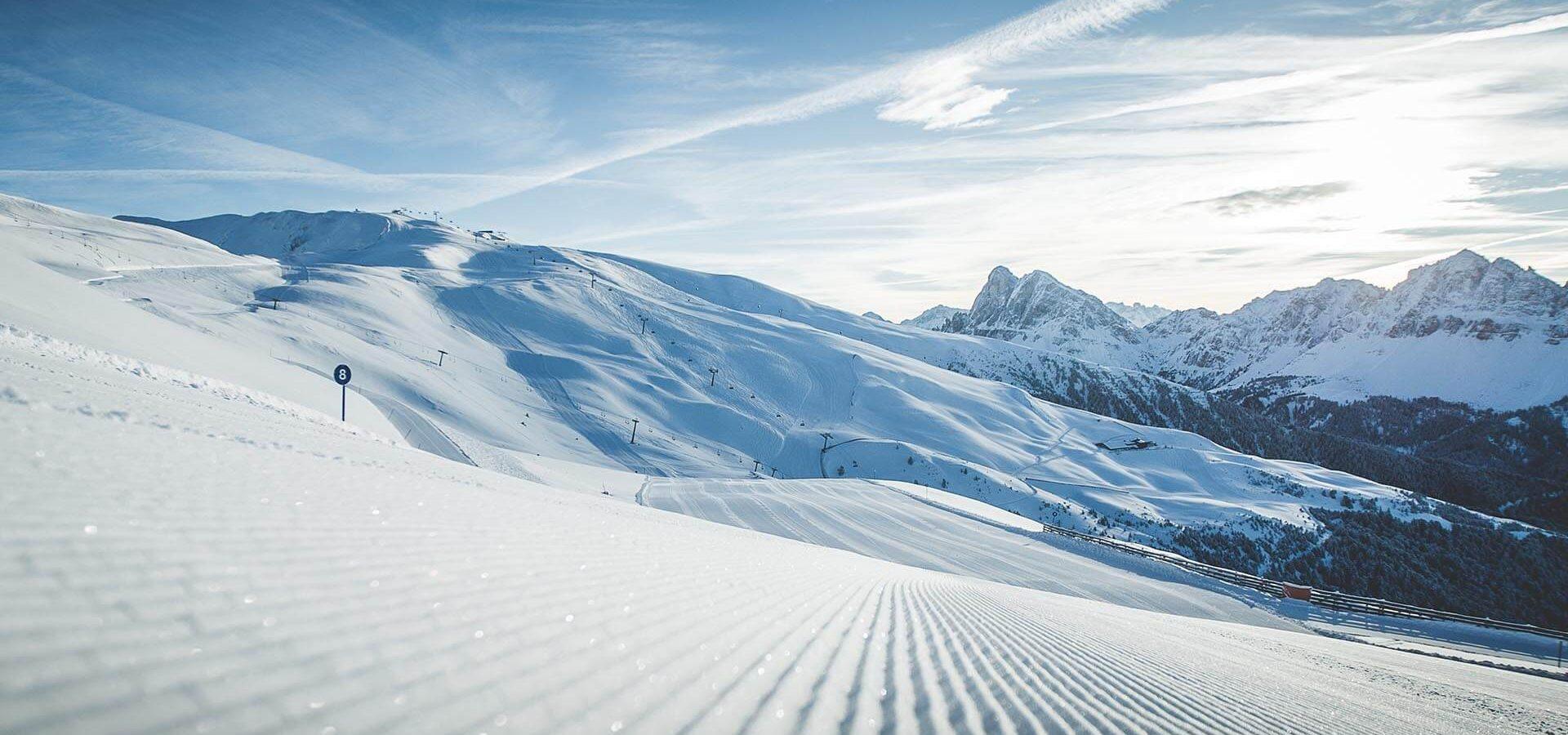 Winterurlaub Plose: Skiurlaub in Brixen