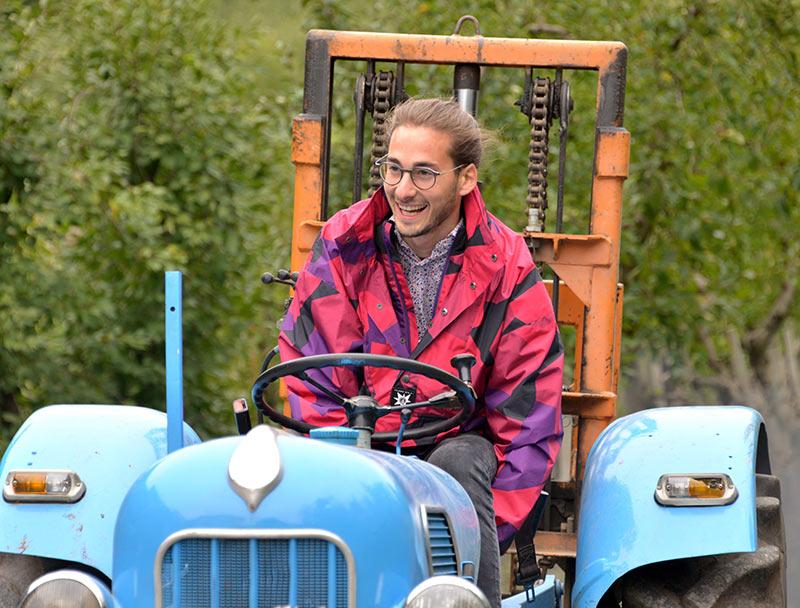 Vacanza in un maso biologico in Alto Adige