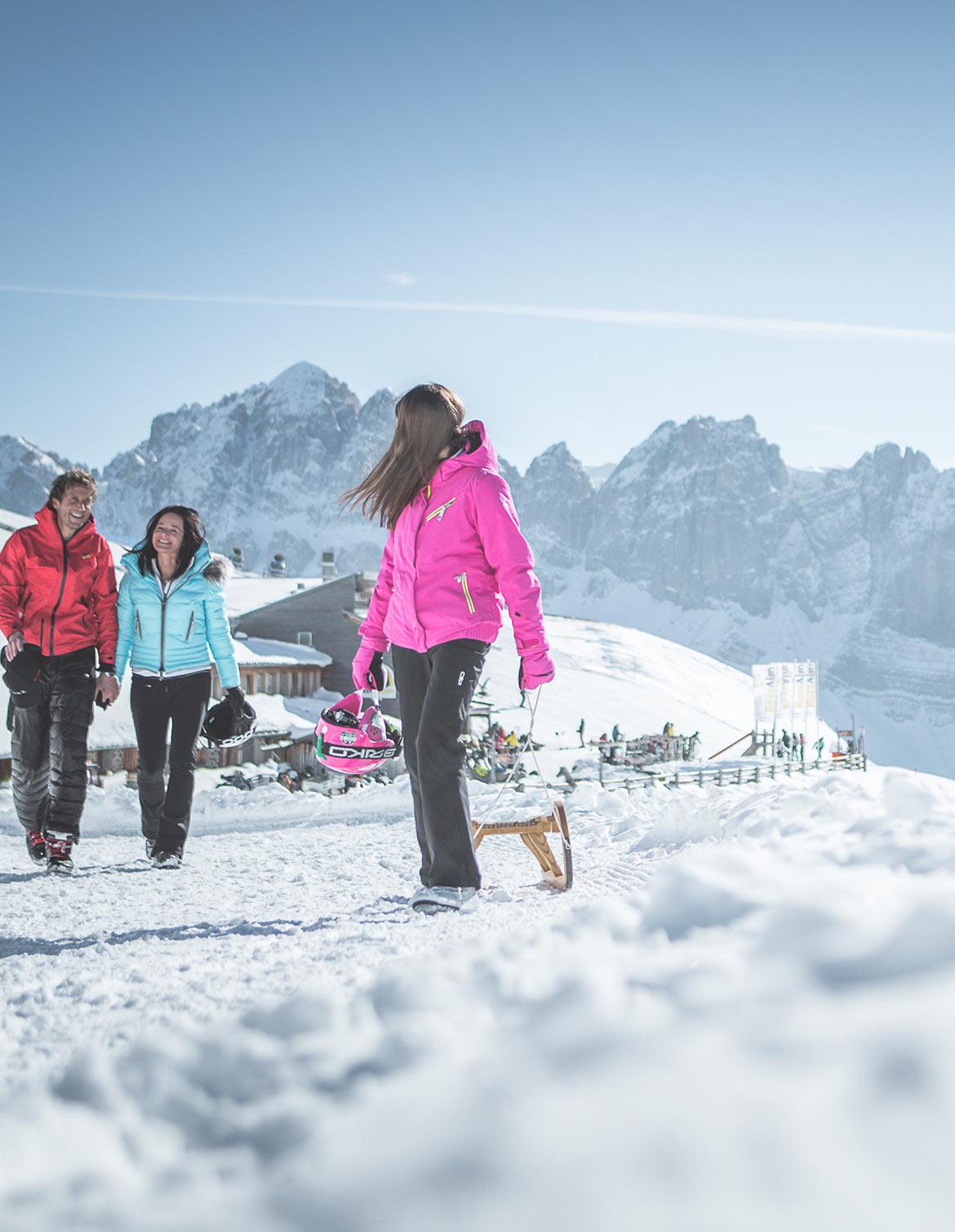 Skiurlaub in Brixen