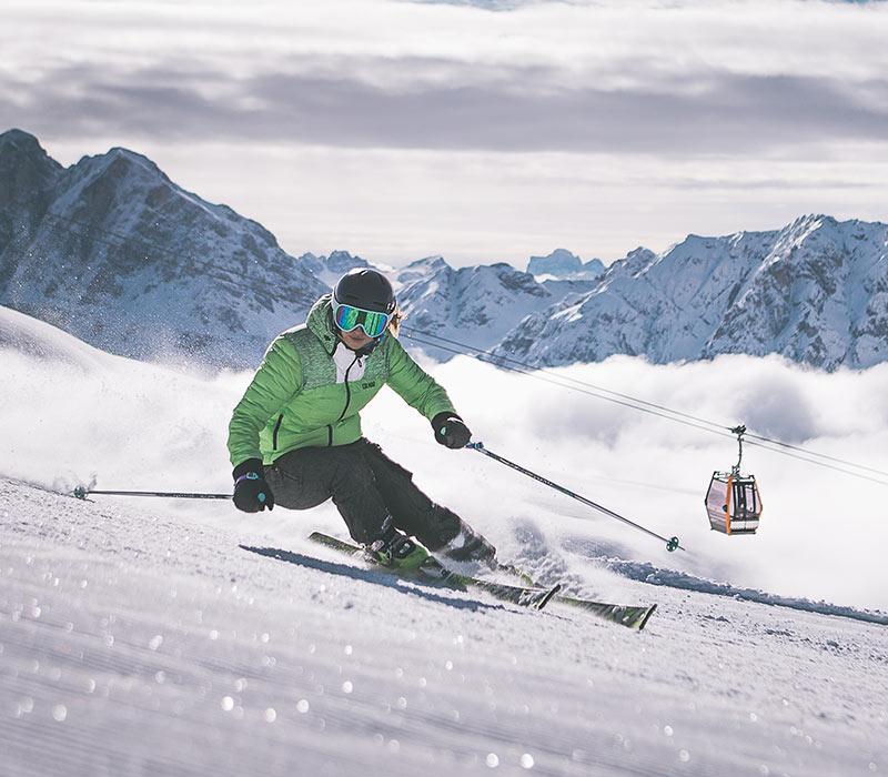 Vacanze sugli sci a Bressanone